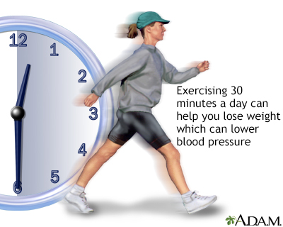 Prevent Hypertension With Diet and Exercise Prevent Hypertension With Diet and Exercise new foto